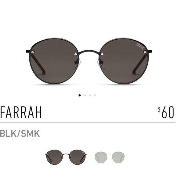 5793b8a736 Quay Australia x Elle Ferguson Farrah Sunglasses